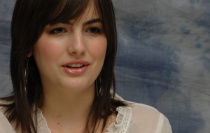 Camilla Belle HD Background