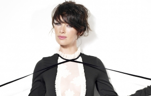 Lena Headey HD Background