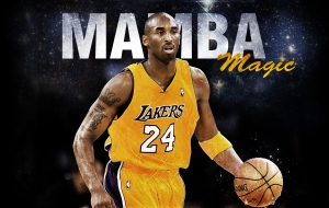 Kobe Bryant HD Background