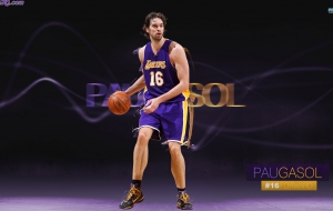 Pau Gasol HD Background