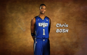 Chris Bosh HD Background