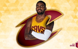 Kyrie Irving HD Background