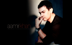 Aamir Khan HD Background