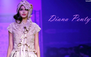 Diana Penty for desktop