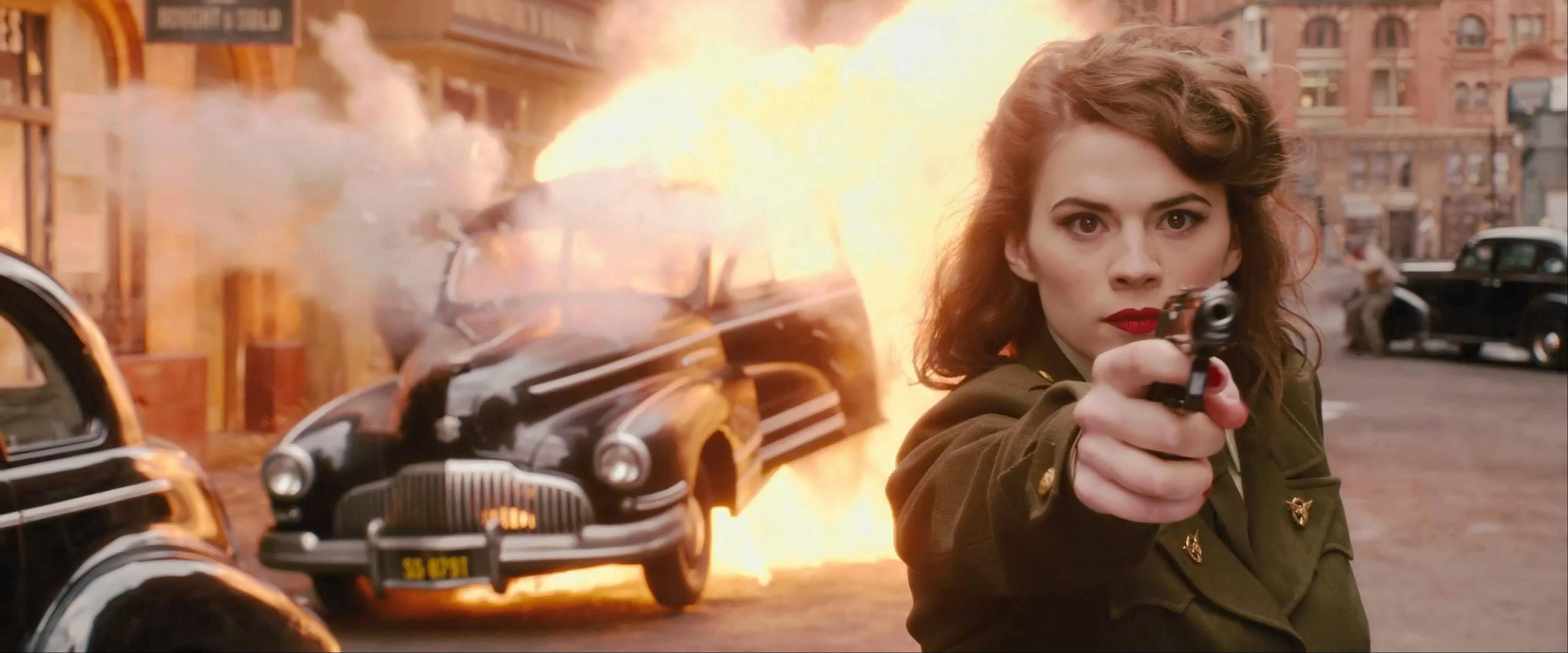 Hayley Atwell Wallpapers High Resolution and Quality Download