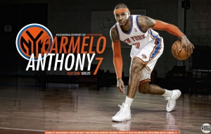 Carmelo Anthony Desktop