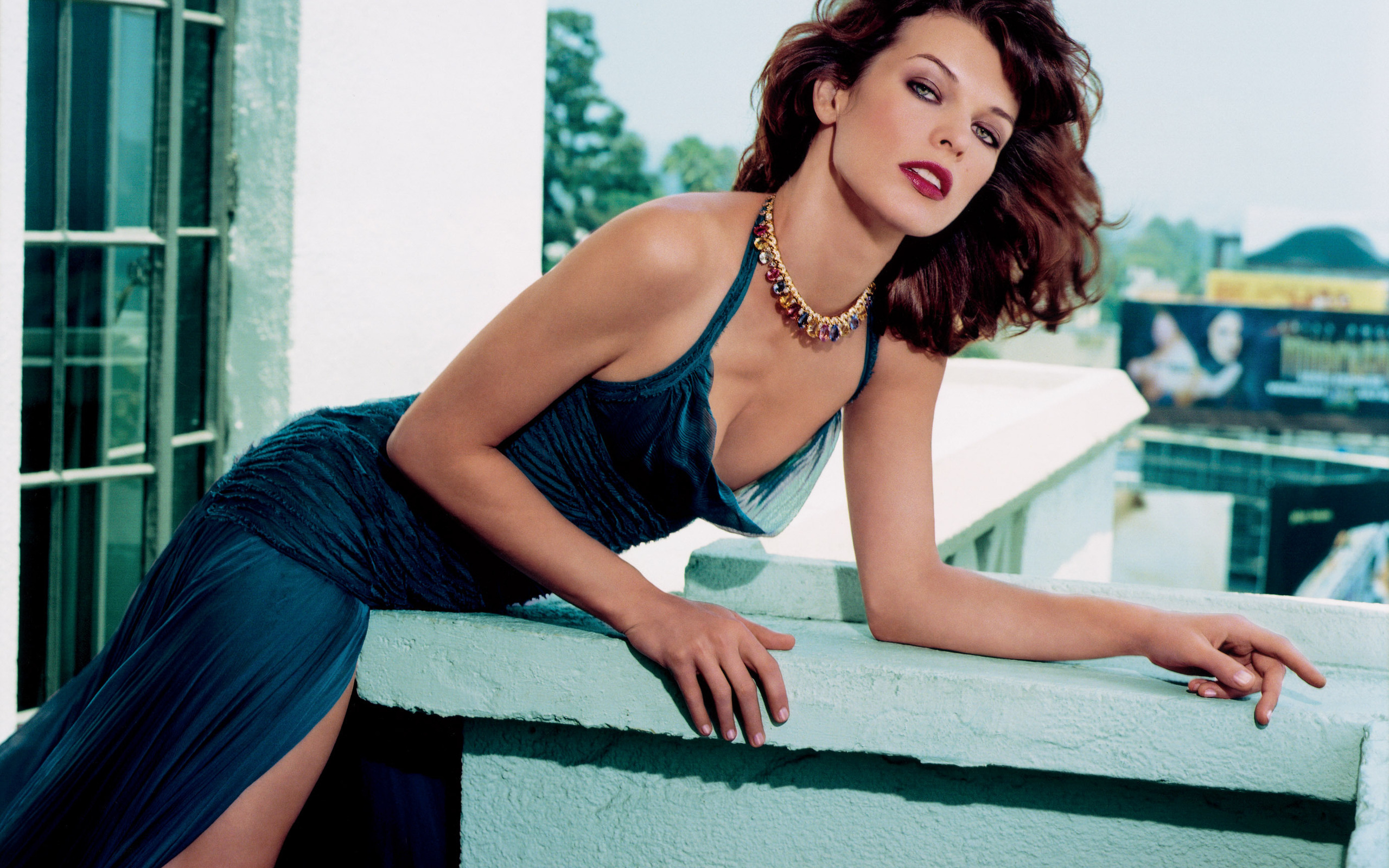 Milla jovovich wallpapers high resolution and quality download - Milla jovovich 4k wallpaper ...