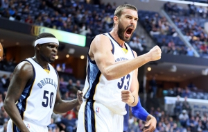 Marc Gasol full HD