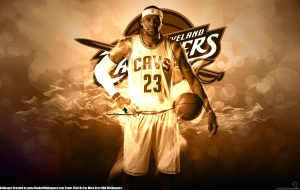 LeBron James full HD