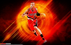 Damian Lillard full HD