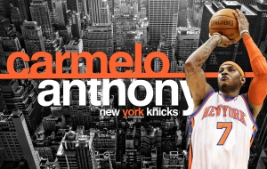 Carmelo Anthony full HD