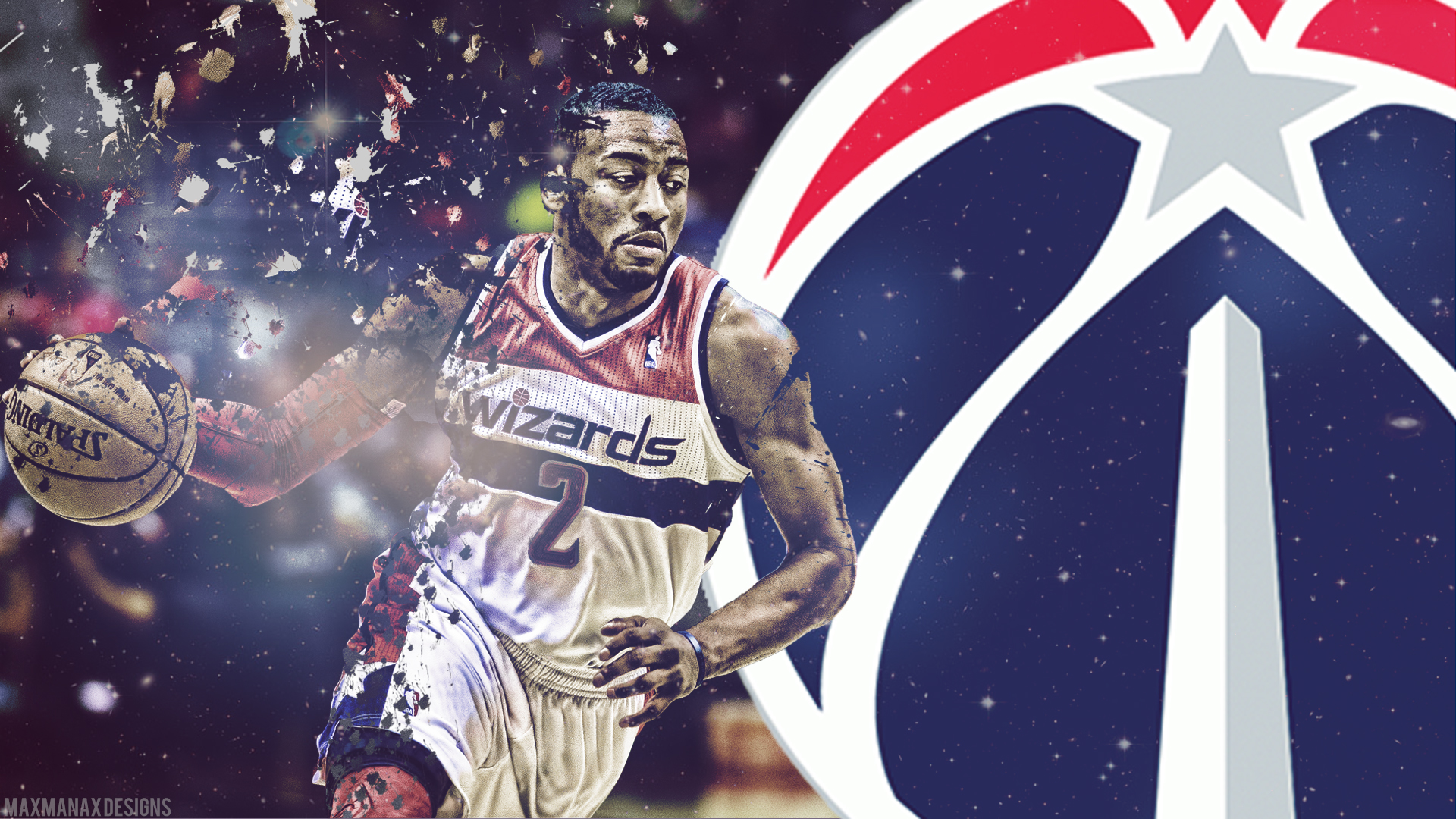 John wall wallpaper 2015