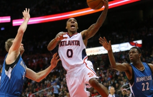 Jeff Teague full HD