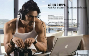 Arjun Rampal High Definition