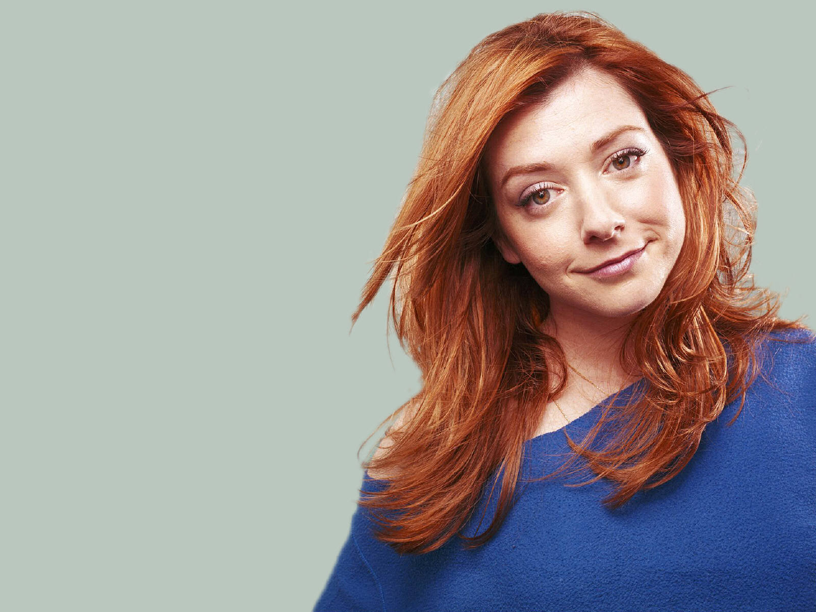 Alyson Hannigan Wallpapers HD