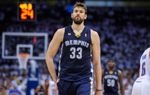 Marc Gasol Wallpaper