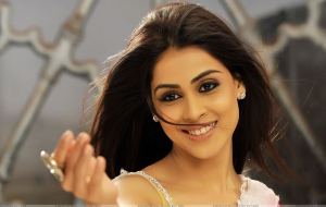 Genelia D'Souza Wallpaper
