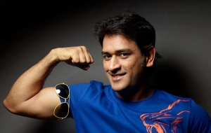 Dhoni Photos