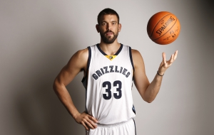 Marc Gasol Photos