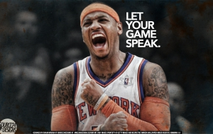 Carmelo Anthony Pictures