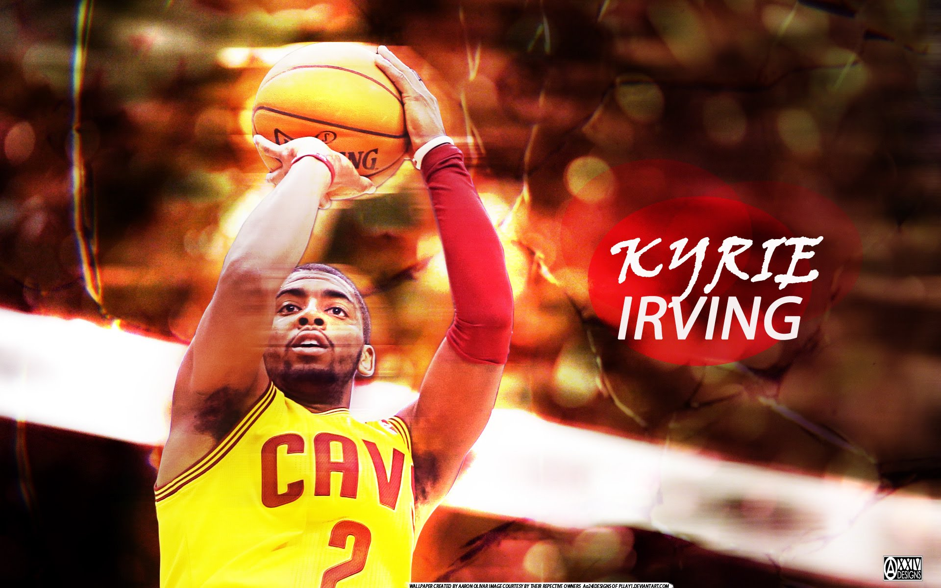 Kyrie Irving Iphone Wallpaper