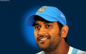 Dhoni Widescreen