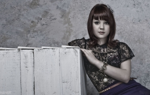 Kathryn Prescott Widescreen