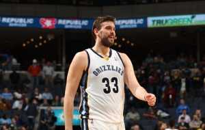 Marc Gasol Widescreen