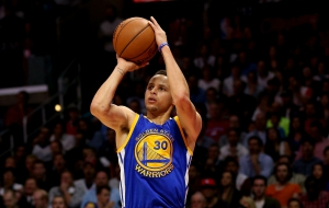 Stephen Curry Widescreen