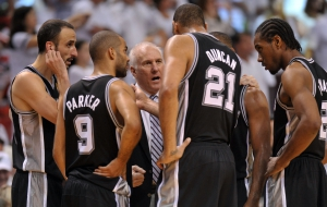 San Antonio Spurs Widescreen