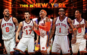 New York Knicks Widescreen