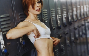 Alyson Hannigan Computer Wallpaper