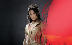Lynn Collins Widescreen