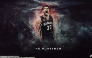 Marc Gasol Computer Wallpaper