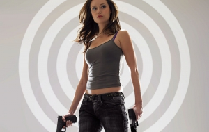 Summer Glau High Definition Wallpapers