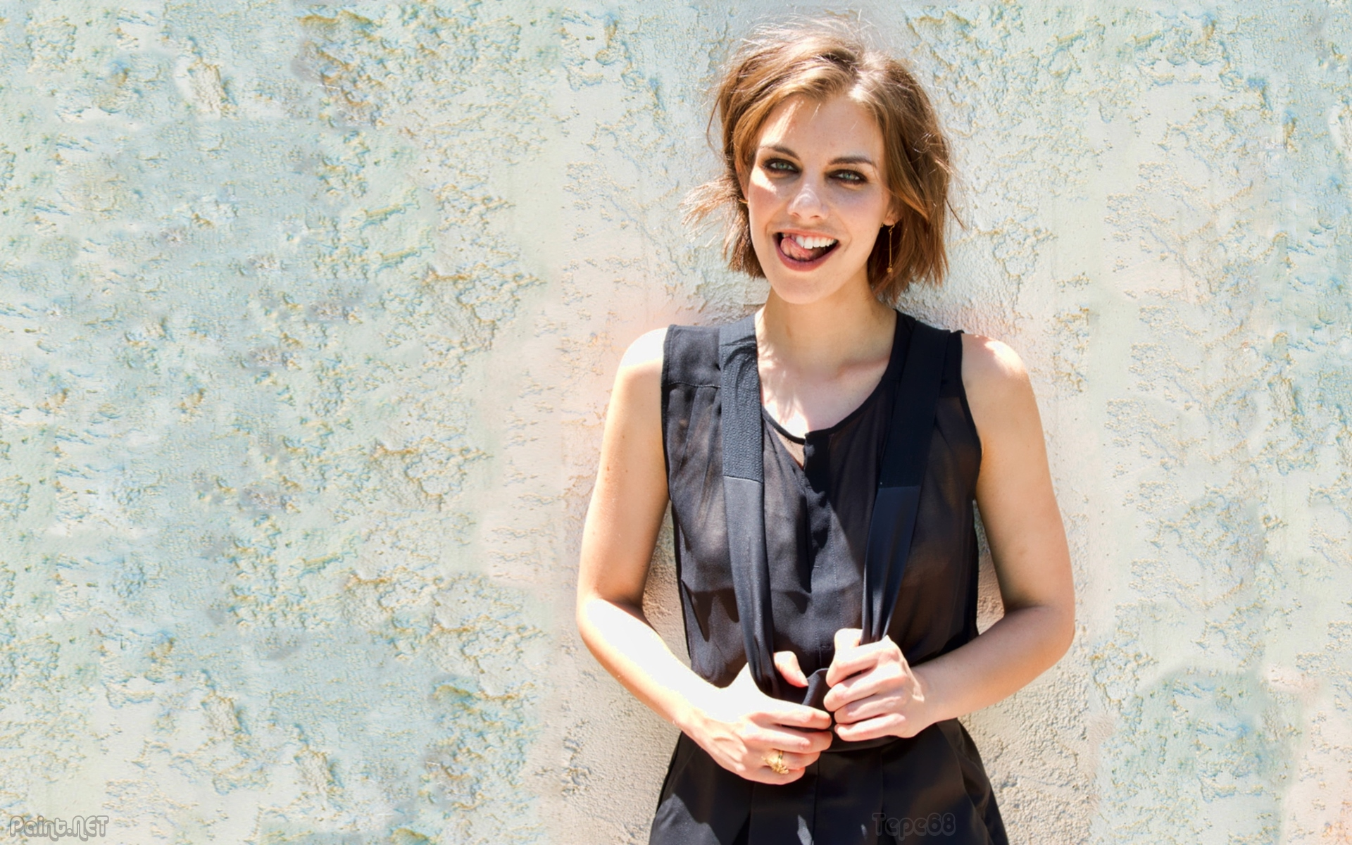 Lauren Cohan Wallpapers High Resolution And Quality Download