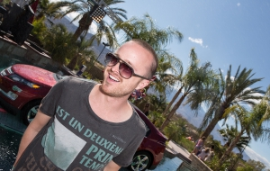 Aaron Paul HD Background