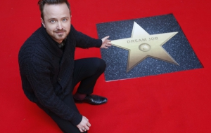 Aaron Paul High Definition