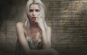 Abbey Lee HD Background