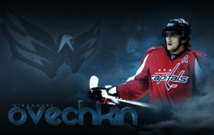 Alex Ovechkin HD Wallpaper