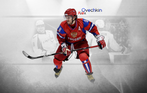 Alex Ovechkin Widescreen