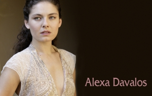 Alexa Davalos Background
