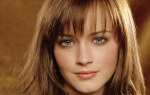 Alexis Bledel HD Background
