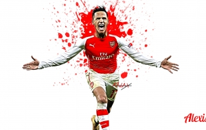 Alexis Sanchez High Definition