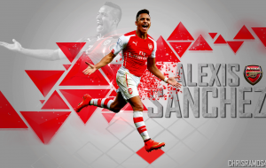 Alexis Sanchez Wallpapers HD