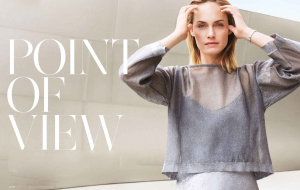 Amber Valletta For Desktop