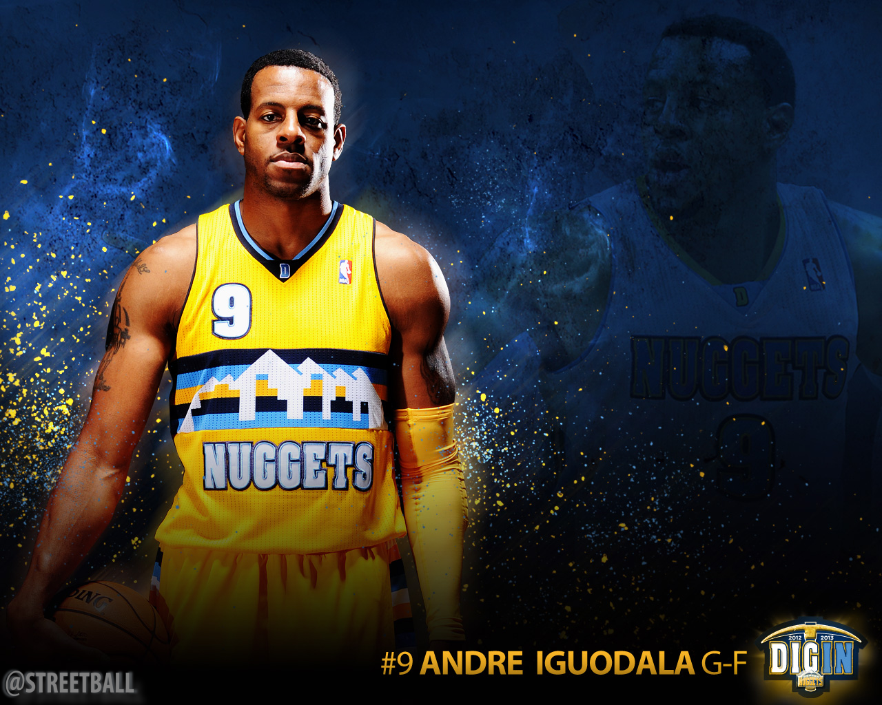 Andre Iguodala Wallpapers High Resolution And Quality Download