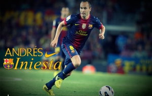 Andres Iniesta HD Wallpapers