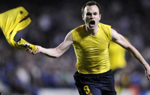 Andres Iniesta High Definition Wallpapers