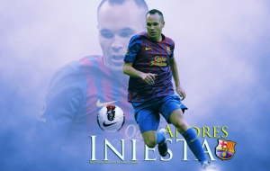 Andres Iniesta Full HD